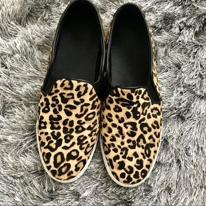\\ Cole Hann Jennica Leopard Slip on Sneak…